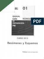 Apuntes CEDE Área de Psicopatología