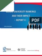 EUA Global University Rankings and Their Impact - Report II.sflb