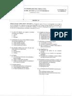 Examen Selectividad Economía Septiembre 2014