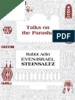 Talks on the Parasha