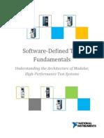 Software Defined Test Fundamentals Guide