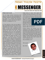 Vol 6 Ed 09 - News Letter September 2015