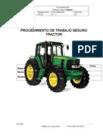 Trabajo Seguro Tractor Caratula