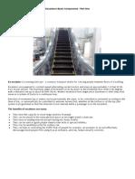 Utilities Escalators