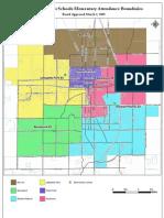 KCS Elementary Map