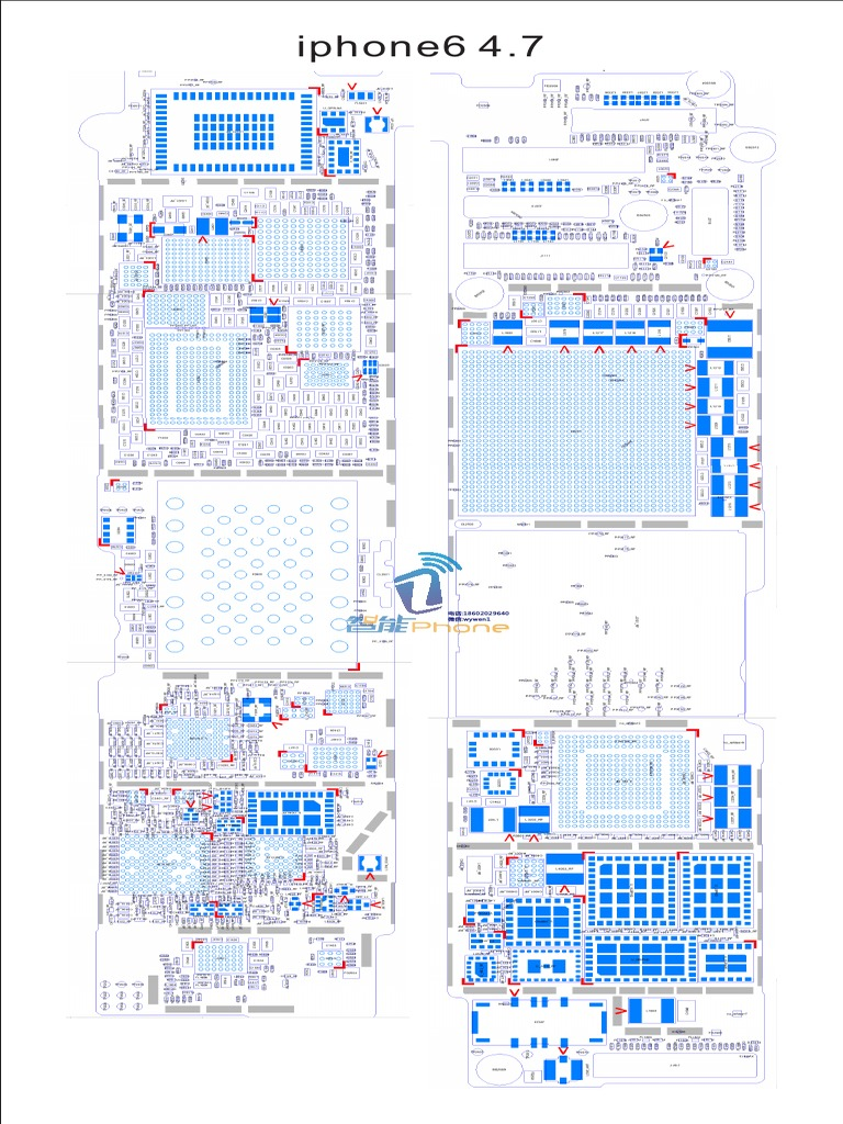 1512135297?v=1 iphone 6 schematic diagram_vietmobile vn pdf iPhone 6s Layout at gsmx.co