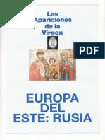 Las Apariciones de La Virgen. Europa Del Este Rusia R-006 Nº047 - Mas Alla de La Ciencia - Vicufo2