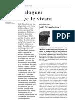 Texte Extrait de La Revue Alliance n°3