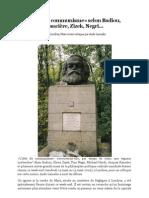 Idee de Communisme Selon Badiou - Ranciere - Zizek - Negri