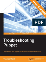 Troubleshooting Puppet - Sample Chapter