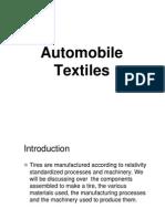Automobile Textiles