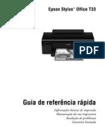 Apostila Impressora Epson t33