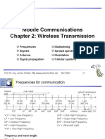 mobile Wireless Transmission