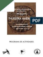 Programa Encuentro Arte, Creación e Identidad