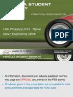 03 Scrutineering FSG Workshop BEG Abstatt 20131102 01