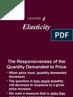 Ch 4 Economics Elasticity