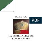 de Los IvanoLa Esmeraldaff - Elizabeth Adler