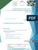 control de calidad en procesos productivos. dop