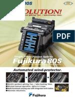 Fujikura FSM 80S