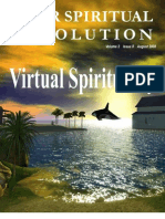 Virtual Spirituality - Your Spiritual Revolution - August 2008 Issue