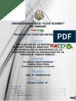 Farmacias Santa Marta - Magerit