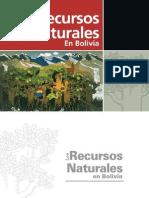 Los recursos naturales en Bolivia