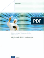 High-tech SMEs in Europe