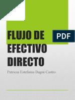 Flujo de Efectivo Directo