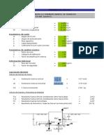 Calculos Estructuras Madera Metodo de BURKLIN