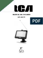 usermanual GPS400TV