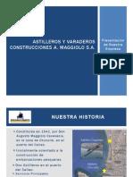 Presentacion Camsa - Agosto 2015