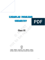 chemistry exemplar