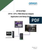 CP1W ETN61 Manual en 201111