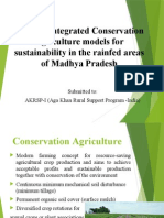 Conservation Agriculture Ppt
