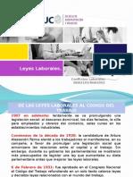 Ley laboral analisis introductorio