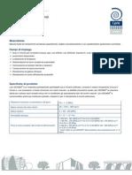 Scheda Tecnica i Pro GEOMIX