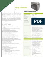 GSM GPRS Gateway Datasheet