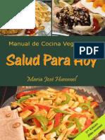 Manual Comida Vegetariana 2012