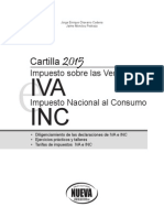 Cartilla Iva