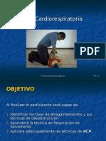 2. Asistencia Cardiorespiratoria