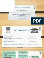 Diapositivas de Macroeconomia Final