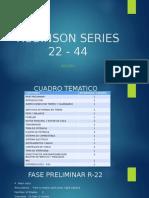 Robinson Series 22 - 44