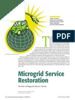 Microgrid Service