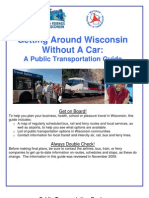 Getting Around Wisconsin Without a Car