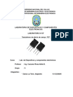 Informe Final Del Laboratorio N_7 JFET & MOSFET (1)