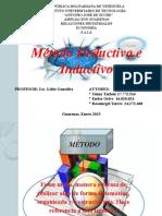 Economia Metodo Deductivo e Inductivo