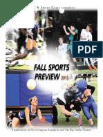2015 Fall Sports