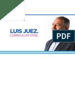 Currículo Luis Juez