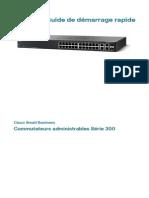 SF302-08MP Guide Demarrage Rapide FR