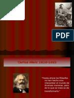 Karl Marx vida e historia